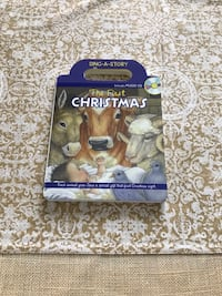 NEW The First Christmas Book