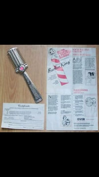 Vintage barber king  Loudon, 37774