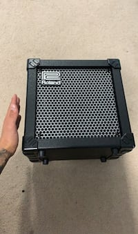 Roland Cube 15x Amplifier (LIKE NEW)