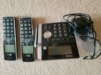 At&t cordless phone system answering machine Antioch, 94531