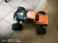 Savage XL RC car 552 km