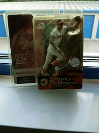 2 piece Brooks Robinson action figure and baseball Hagerstown, 21740