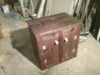RusticPrimitive Cupboard from  wood