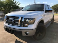 2010 Ford F-150 King Ranch 4x4 SuperCrew 157-in Houston