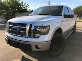 2010 Ford F-150 King Ranch 4x4 SuperCrew 157-in