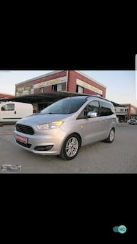 2015 Ford Tourneo Courier Journey Kurttepe