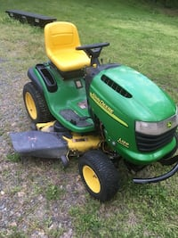 John Deere L120 Riding Mower Manassas