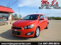 Chevrolet Sonic 2012 Lake Villa