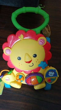 Fisher price musical walker Winnipeg, R2C 0V5
