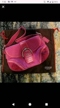 Coach handbag 41 km