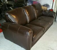 FREE FAUX LEATHER COUCH  Markham