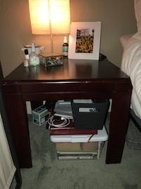 Bed side table San Diego, 92109