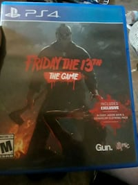 Friday the 13th game (ps4) Glendale, 85301
