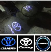 Toyota Camry Led Door Courtesy Lights