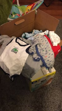 Baby clothes for boy 317 mi
