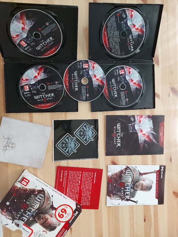 The Witcher 3: Wild Hunt Game of the Year Edition 58d1ba04-6eb1-4b63-a8d0-a9ff117ea28d