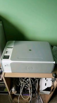 HP printer scanner with 3 cartridges Mississauga, L5M