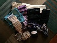 Lot of various winter items - all like new/new condition! Hazleton