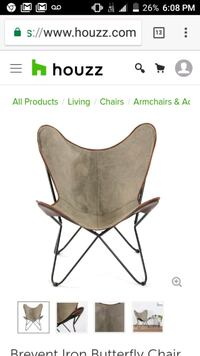 brown and black camping chair Houston, 77038