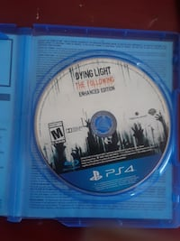 Dying light for ps4 <enhanced edition> Augusta, 30909