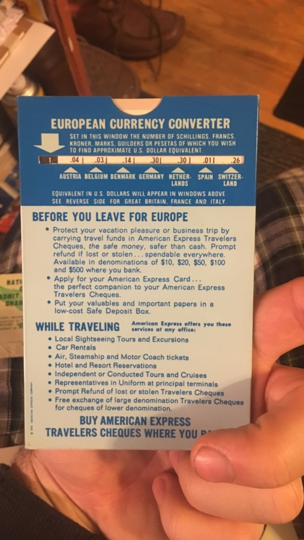 European currency converter