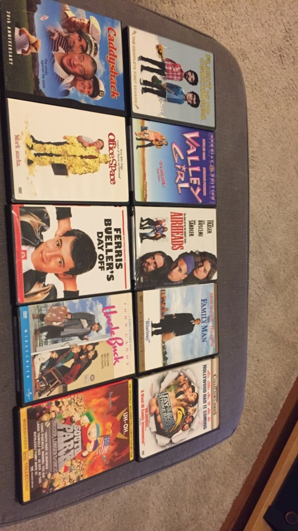 Comedy movies & shows
