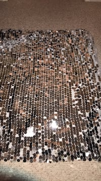 Silver sequined tablecloths  Rockville, 20850