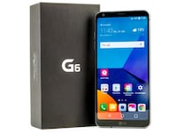 LG G6 Thinq 32Gb Winnipeg