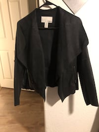 PU leather jacket with suede inside - women's M Henderson, 89074