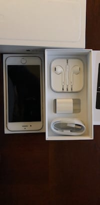 silver iPhone 6 set with box Ashburn, 20147