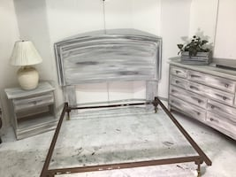 Queen or full size bedroom set