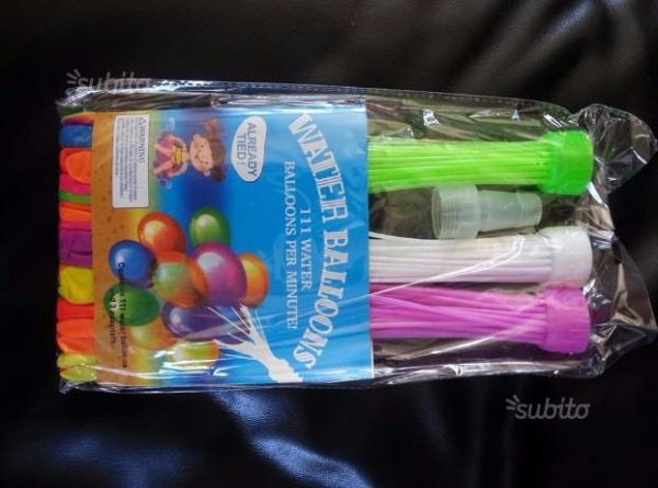 Water Balloons nuovo