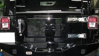 Jeep wrangler jk jku rubicon tailgate cover Baltimore