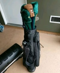 Golf Clubs, bag, balls, flight case and More.... H Los Angeles, 90018