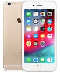 iPhone 6 Plus White 16GB UNLOCKED Vaughan, L6A 2A3