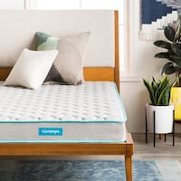 Linenspa 6-inch Innerspring Mattress-in-a-Box, Twin| SKU# 48135- Santa Fe Springs