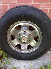 Mazda rim chrome B2200 or 2300 Norfolk, 23518