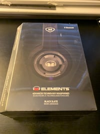 Monster Elements Wireless On-Ear Headphones