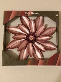 Pink Flower Wall Decor Houston, 77081