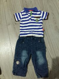 Toddler outfit 6-12 months Toronto, M5J 2X5