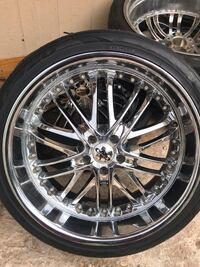 22s looking to trade for 13s with adaptors and knock off Albuquerque, 87102