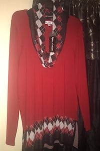 Ladies tunic with scarf Marksville, 71351