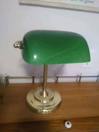 green and gray table lamp West Des Moines, 50265