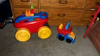Wagon,trucks lot. Great condition.$7 for all Milwaukee, 53215