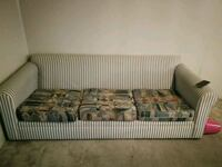 gray and white fabric sofa Lubbock, 79413