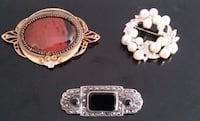 perfect Christmas gift: VINTAGE ART DECO BROOCHES from Granny's Jewellery Box West Kelowna