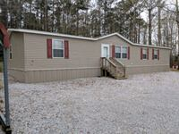 Manufactured HouseFor Sale 4+BR 2BA 2011 28x68 Clanton, 35046