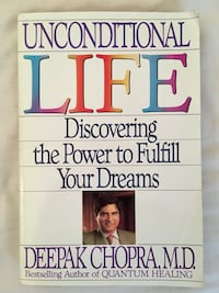 DEEPAK CHOPRA Unconditional life Madrid, 28020