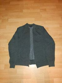 black button-up jacket 554 km