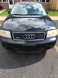 black Audi A-series  will negotiate READ DESCRIPTION.. SERIOUS INQUIRIES ONLY!!! MUST GO IMMEDIATELY!!! South Bend